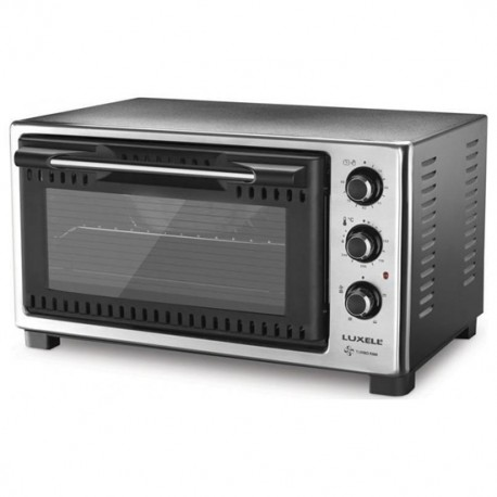 FOUR ENCASTRABLE LUXELL A6-SF3 ELECTRIC INOX