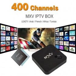BOITE ANDROID TV APGRADEUR MODEL 4X