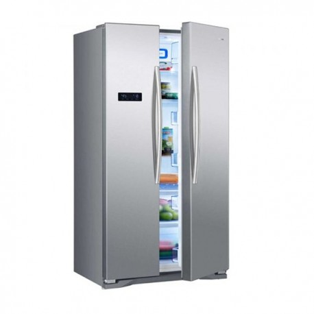REFRIGERATEUR HISENSE RC 76 WS4 SIDE BY SIDE